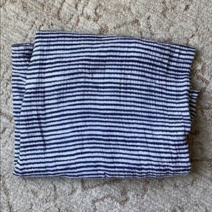 Other - Pehr Striped Swaddle